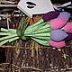 Подарки на Пасху ручной работы. Тюльпаны, опять тюльпаны !. Мялкина Татьяна. Интернет-магазин Ярмарка Мастеров. Тюльпаны из ткани