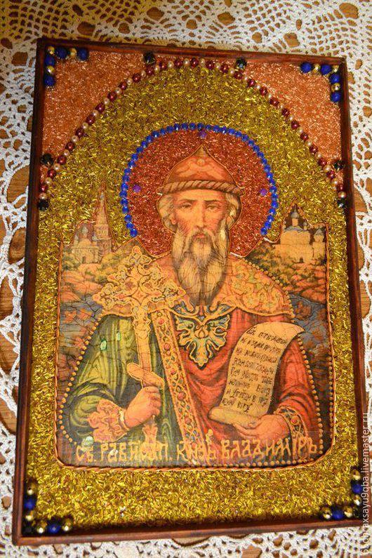 Святой Владимир (освящена)