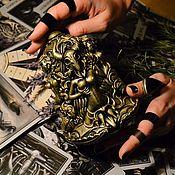 Для дома и интерьера ручной работы. Ярмарка Мастеров - ручная работа неваляшка спящих духов. Handmade.