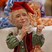 Куклы и игрушки ручной работы. Ярмарка Мастеров - ручная работа Гном Тихон. Handmade.