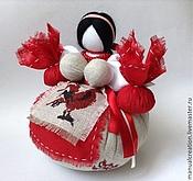 """Куклы и игрушки ручной работы. Ярмарка Мастеров - ручная работа Травница """"Скарлет"""". Handmade."""