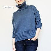 Одежда handmade. Livemaster - original item Womens sweater oversized. Handmade.
