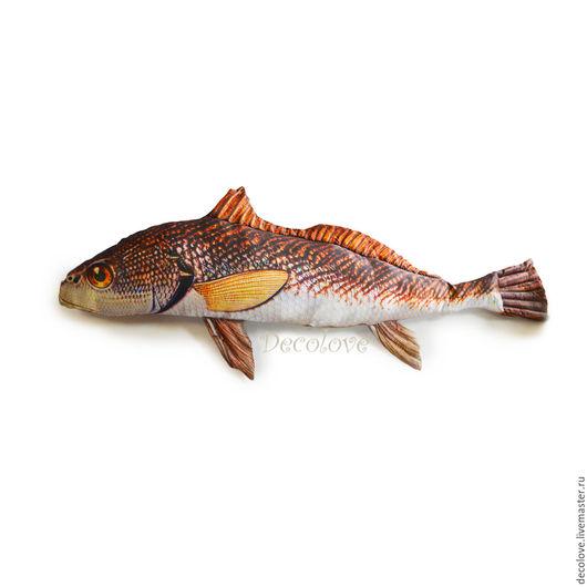 Подарки для мужчин, ручной работы. Ярмарка Мастеров - ручная работа. Купить Рыба Бычок Горбыль подарок мужчине на день рождения мужу рыбаку. Handmade.