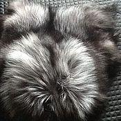 Материалы для творчества ручной работы. Ярмарка Мастеров - ручная работа Пластины чернобурки. Handmade.