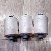 Материалы для творчества handmade. Livemaster - original item Threads, sewing, cotton.. Handmade.