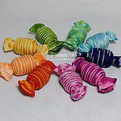 Куклы и игрушки ручной работы. Ярмарка Мастеров - ручная работа Яркие конфетки для весёлых деток. Handmade.