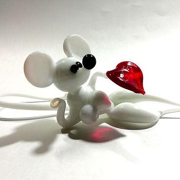 Souvenirs and gifts handmade. Livemaster - original item The Mouse Arabella. Handmade.