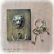 """Для дома и интерьера ручной работы. Ярмарка Мастеров - ручная работа Вешалка-крючок """"Винтажный царь"""". Handmade."""