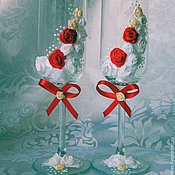 Свадебный салон ручной работы. Ярмарка Мастеров - ручная работа Свадебный набор Нежный. Handmade.