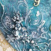 Для дома и интерьера handmade. Livemaster - original item Watch classic: Frost. Handmade.
