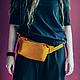 Waist bag #SP-02. Waist Bag. V&V Leather Studio. Online shopping on My Livemaster.  Фото №2