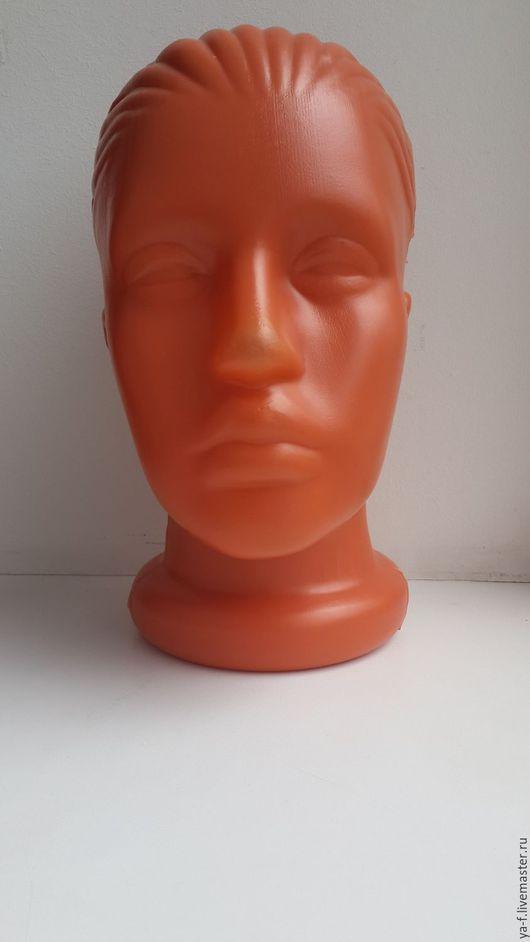 Манекены ручной работы. Ярмарка Мастеров - ручная работа. Купить Манекен мужской головы. Handmade. Бежевый, манекен головы