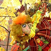 Для дома и интерьера ручной работы. Ярмарка Мастеров - ручная работа И снова здравствуй, тетя Осень! Сентябрина..... Handmade.