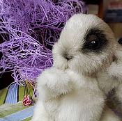 Куклы и игрушки handmade. Livemaster - original item Rabbit, rabbit. Handmade.