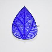 Материалы для творчества handmade. Livemaster - original item Leaf texture hibiscus, L. Handmade.