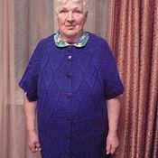 Одежда ручной работы. Ярмарка Мастеров - ручная работа Жилет-туника  для бабушки. Handmade.