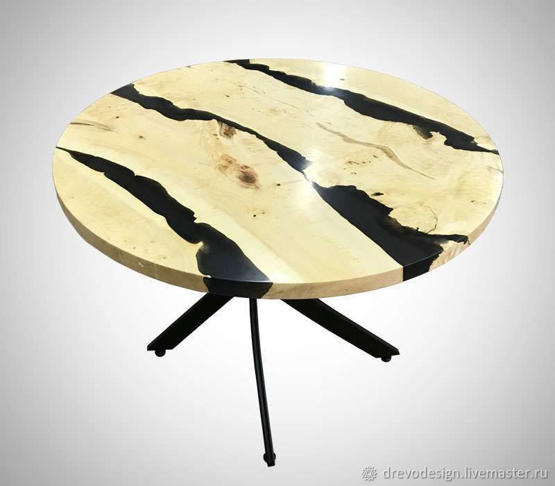 Maple river dining table, Tables, Belgorod,  Фото №1