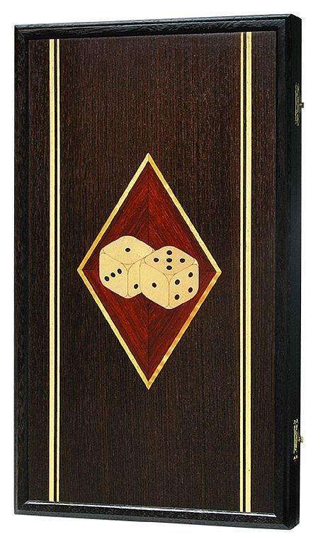Настольные игры ручной работы. Ярмарка Мастеров - ручная работа. Купить Нарды Игральные кубики (венге) (10999). Handmade.