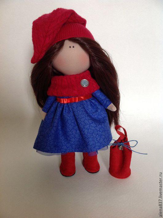 Коллекционные куклы ручной работы. Ярмарка Мастеров - ручная работа. Купить Рождественский гномик. Handmade. Кукла ручной работы