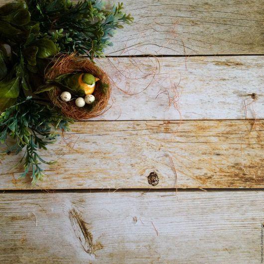 """Другие виды рукоделия ручной работы. Ярмарка Мастеров - ручная работа. Купить Фотофон 50х50 см """"Бежевое дерево"""". Handmade."""