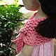 Куклы Тильды ручной работы. Лошадка Полли. Марина (laerta). Ярмарка Мастеров. Детская, бледно-розовый, акриловые краски