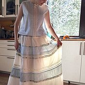 Одежда handmade. Livemaster - original item Boho costume