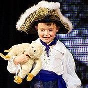 Работы для детей, ручной работы. Ярмарка Мастеров - ручная работа Пират (карнавальный костюм). Handmade.