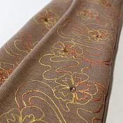 Аксессуары handmade. Livemaster - original item Knitted long gloves