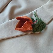 """Brooches handmade. Livemaster - original item Брошь """"Фонарик"""". Handmade."""