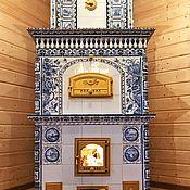 Для дома и интерьера handmade. Livemaster - original item Blue Harbor oven