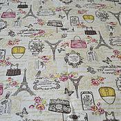 Материалы для творчества handmade. Livemaster - original item Fabric Linen