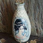 Для дома и интерьера handmade. Livemaster - original item Diva vase in Japanese style. Handmade.