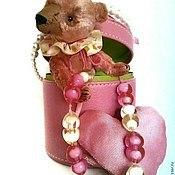Куклы и игрушки ручной работы. Ярмарка Мастеров - ручная работа Мой нежный Теддик. Handmade.