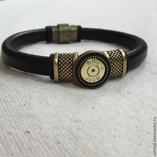 Браслеты ручной работы. Ярмарка Мастеров - ручная работа. Купить Брутальный браслет №3. Handmade. Черный, регализ браслет, regaliz