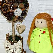 Куклы и пупсы ручной работы. Ярмарка Мастеров - ручная работа Куклы и пупсы: Кукла игровая. Handmade.