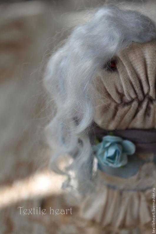 Куклы и игрушки ручной работы. Ярмарка Мастеров - ручная работа. Купить Malvina.... Handmade. Голубой, чердачные монстры, страшилки, комфорель