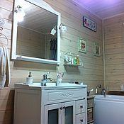 Дизайн и реклама ручной работы. Ярмарка Мастеров - ручная работа Дизайн ванной в стиле Прованс. Handmade.