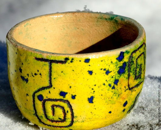 """Пиалы ручной работы. Ярмарка Мастеров - ручная работа. Купить Пиалы чайные """"Шелест в ветвях"""". Handmade. Разноцветный, чайный набор"""
