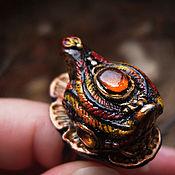 Украшения handmade. Livemaster - original item Ring hen
