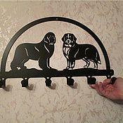 Для дома и интерьера ручной работы. Ярмарка Мастеров - ручная работа Ключницы из металла. Handmade.