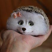 Куклы и игрушки handmade. Livemaster - original item hedgehog baby. Handmade.