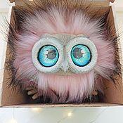 Куклы и игрушки handmade. Livemaster - original item Copy of Copy of Owl. Interior decoration. Handmade.