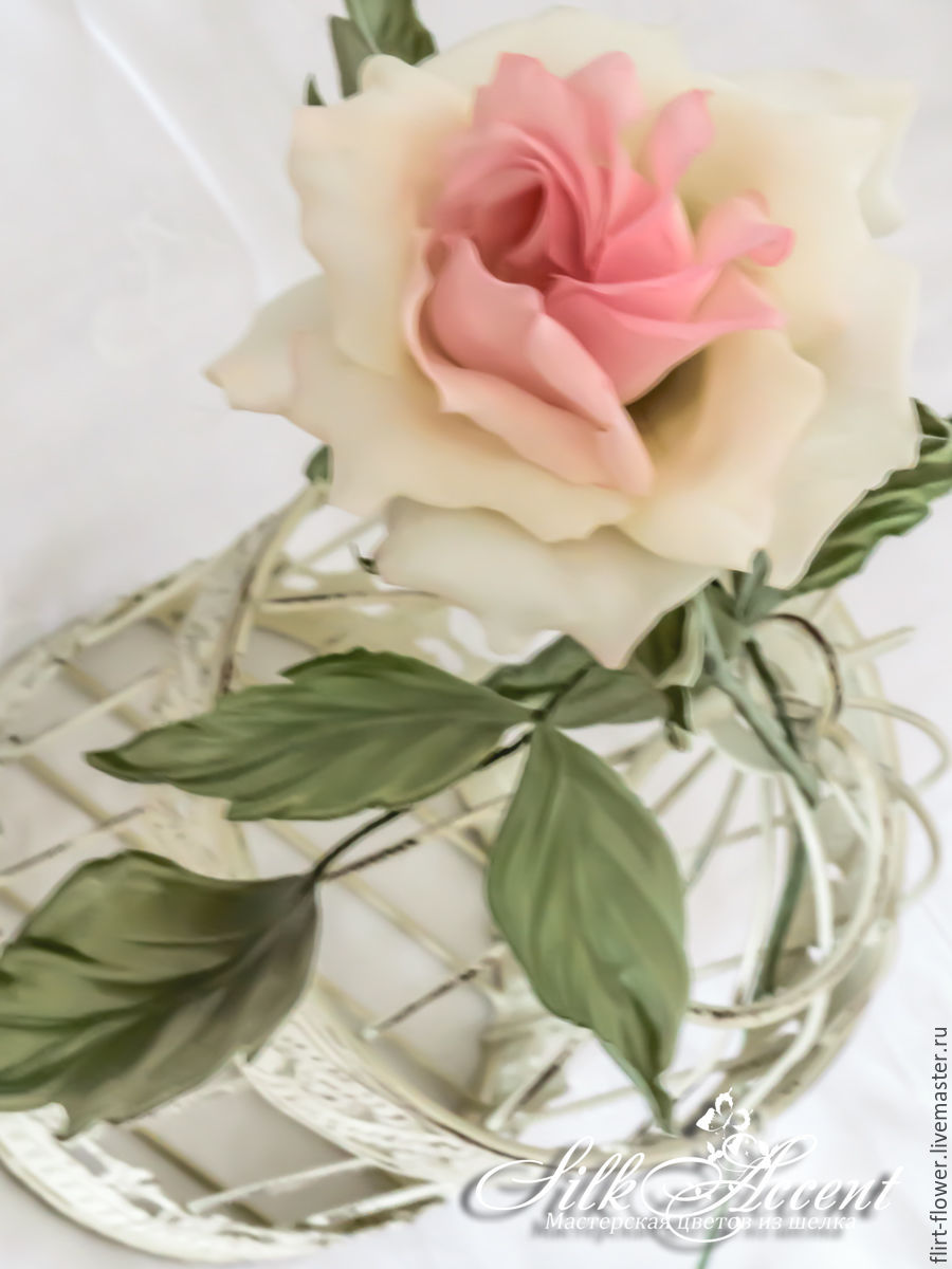 Rose Of Silk Gifts For Women Shop Online On Livemaster With