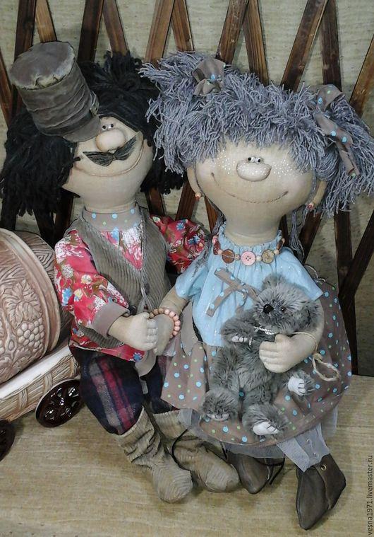Ароматизированные куклы ручной работы. Ярмарка Мастеров - ручная работа. Купить подруга кавалера - нашла семью. Handmade. Разноцветный, ароматизаторы