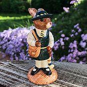 handmade. Livemaster - original item Royal Doulton Schooldays figurine rabbit England. Handmade.