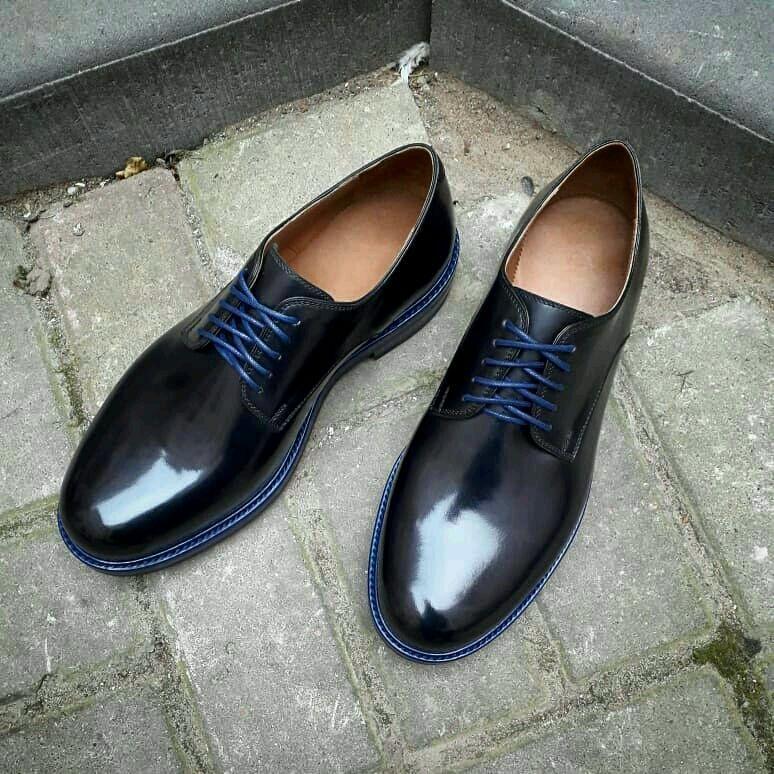 43141ff8e Интернет-магазин Ярмарка Обувь ручной работы. Заказать Мужские кожаные туфли  дерби. hay bros.