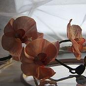 Цветы и флористика ручной работы. Ярмарка Мастеров - ручная работа Веточка орхидеи. Handmade.