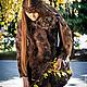 Верхняя одежда ручной работы. Заказать Авторское валяное пальто РЕЗЕРВ. Антонина Зимина. Ярмарка Мастеров. Валяное пальто