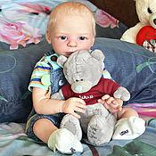 Куклы и игрушки ручной работы. Ярмарка Мастеров - ручная работа Маленький принц.(молд Неле). Handmade.