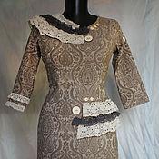 Одежда ручной работы. Ярмарка Мастеров - ручная работа Платье бохо 15. Handmade.